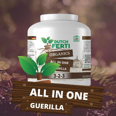 Dutch Ferti Organics Guerilla