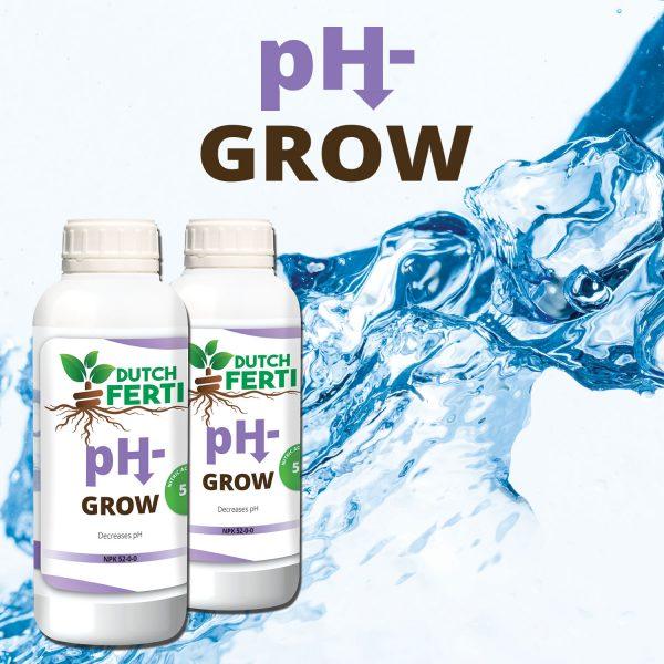 Dutch Ferti Ph Grow